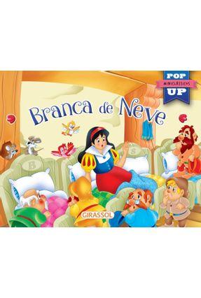 Miniclássicos Pop-Up - Branca De Neve - Paz,Malu   Nisrs.org