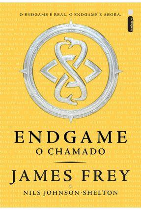 Endgame - o Chamado - Johnson-shelton,Nils Frey,James | Hoshan.org