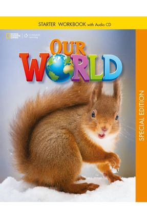 Our World - Starter Workbook - Pinkley Crandall SHIN pdf epub