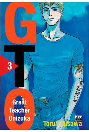 GTO - vol. 3 - Fujisawa,Toru | Nisrs.org