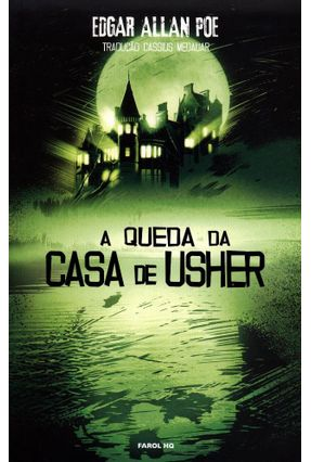 A Queda da Casa de Usher - HQ - Poe,Edgar Allan | Tagrny.org