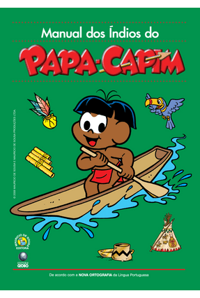 Manual Dos Índios do Papa-Capim - 3ª Ed. 2014 - Sousa,Mauricio de   Nisrs.org