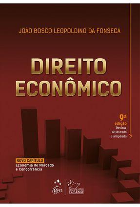 Direito Econômico - 9ª Ed. 2017 - Fonseca,Joao Bosco Leopoldino | Hoshan.org