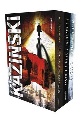 Box A. J Kazinski - 3 Volumes - Kazinski,A. J. | Tagrny.org