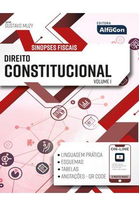 Sinopses Fiscais - Direito Constitucional - Gustavo Muzy pdf epub