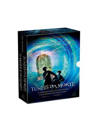 Box - Túneis da Morte - 2 Volumes - Bushnell,Niel   Nisrs.org