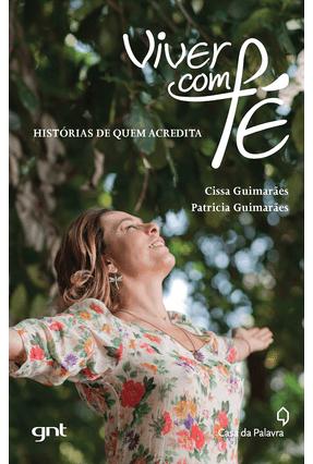 Caixa Viver Com Fé - Edição Limitada - Livro + DVD - Guimarães,Cissa Guimarães,Patricia | Hoshan.org