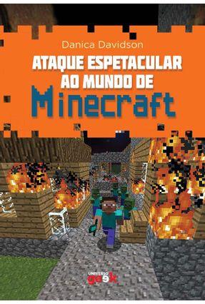 Ataque Espetacular Ao Mundo De Minecraft - Davidson,Danica pdf epub
