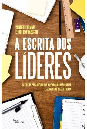 A Escrita Dos Líderes - Roman,Kenneth Raphaelson,Joel pdf epub