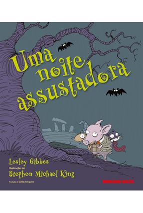 Uma Noite Assustadora - Gibbes,Lesley | Hoshan.org