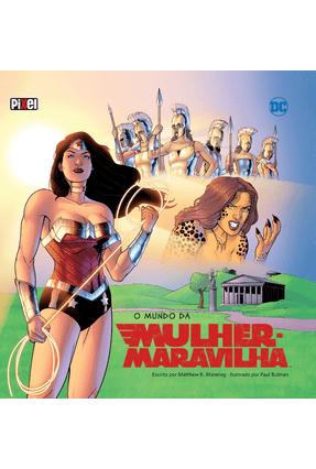 O Mundo da Mulher-Maravilha - Manning,Matthew K.   Tagrny.org