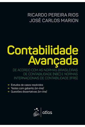 Contabilidade Avançada - Marion, José Carlos Rios,Ricardo Pereira   Nisrs.org