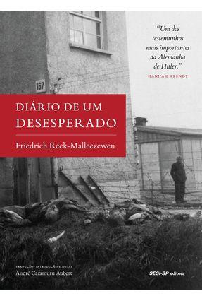 Diário de Um Desesperado - Friedrich Reck-Malleczewen   Hoshan.org