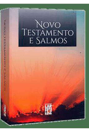 Novo Testamento e Salmos -  Pocket - Ferreira,João | Nisrs.org