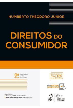 Direitos do Consumidor - 9ª Ed. 2017 - Theodoro Júnior,Humberto pdf epub