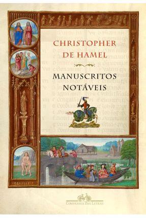 Manuscritos Notáveis - De Hamel,Christopher | Hoshan.org