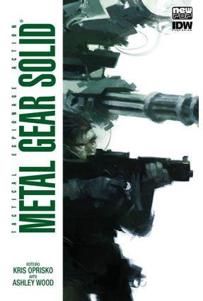 Metal Gear Solid - Oprisko,Kris Wood,Ashley   Tagrny.org