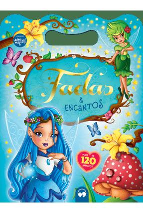 Adesivos Mágicos - Fadas e Encantos - Vale Das Letras pdf epub