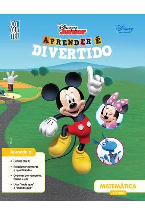 Disney Junior - Matemática - Col. Aprender É Divertido - Disney | Tagrny.org
