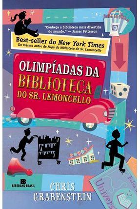 Olimpíadas Da Biblioteca Do Sr. Lemoncello - Grabenstein,Chris pdf epub