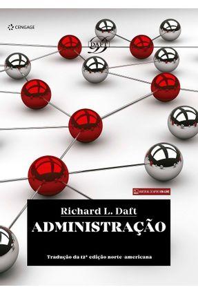 Administração - 12ª Ed. 2017 - Daft,Richard   Hoshan.org