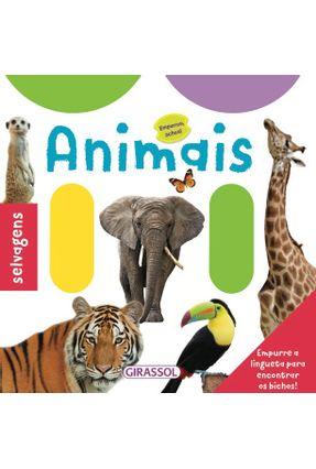 Empurrou, Achou! - Animais Selvagens - Eq. Cheeky Monkey   Nisrs.org