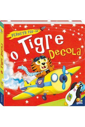 Planeta Pop-Up - O Tigre Decola - Caterpillar | Hoshan.org