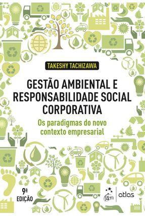 Gestão Ambiental Responsabilidade Social Corporativa - Tachizawa,Takeshy pdf epub