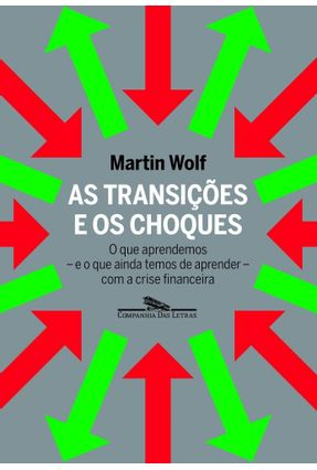 As Transições E Os Choques - Martin Wolf pdf epub