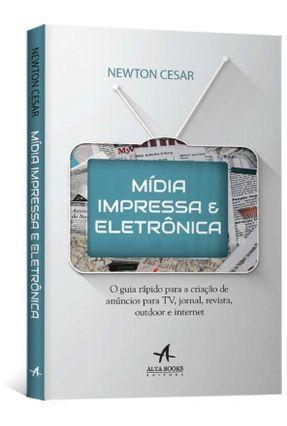 Mídia Impressa e Eletrônica - Cavalcante,Ney | Hoshan.org