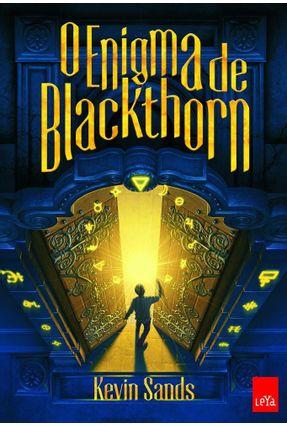 O Enigma de Blackthorn - Sands,Kevin | Hoshan.org