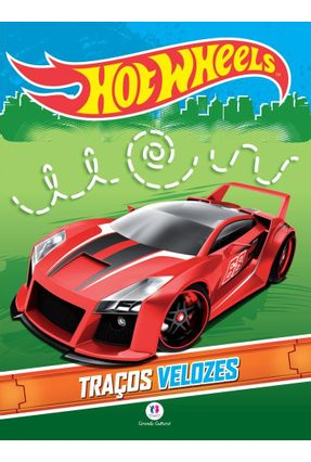 Hot Wheels - Traços Velozes - Editora Ciranda Cultural | Nisrs.org