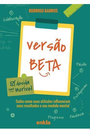 Versão Beta - Barros ,Rodrigo | Tagrny.org