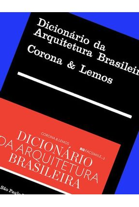 Dicionário da Arquitetura Brasileira - Carlos Alberto Cerqueira Lemos Corona,Eduardo pdf epub