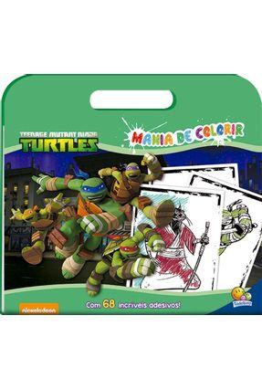Mania De Colorir - Ninja Turtles - Nickelodeon pdf epub