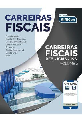Carreiras Fiscais - Volume II - Wilza Castro pdf epub