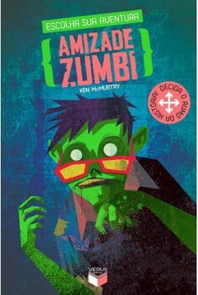 Amizade Zumbi - McMurtry,Ken pdf epub