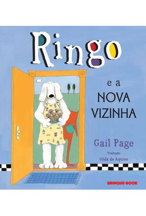 Ringo e A Nova Vizinha - Page,Gail   Hoshan.org