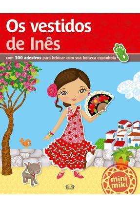 Os Vestidos de Inês - V & R Editoras   Nisrs.org