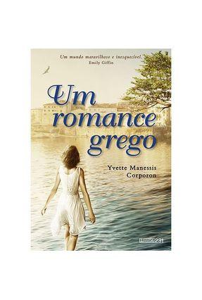 Um Romance Grego - Yvette Manessis Corporon | Hoshan.org