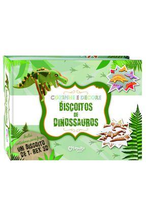 Cozinhe e Decore - Biscoito de Dinossauros - Inclui Cortadores Para Fazer Um Biscoito de T. Rex 3D - Editora Catapulta   Nisrs.org