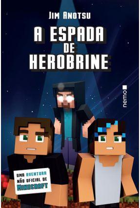A Espada de Herobrine - Nemo | Hoshan.org