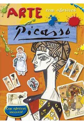 Picasso - Col. Arte Com Adesivos - Moran,Jose   Nisrs.org