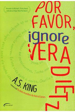 Por Favor, Ignore Vera Dietz - King,A.S. pdf epub