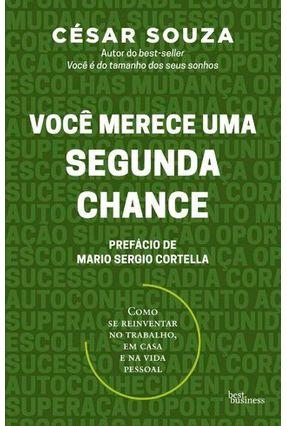Você Merece Uma Segunda Chance - César Souza pdf epub
