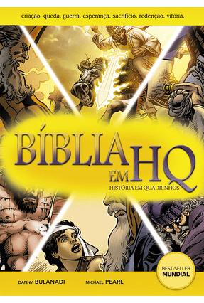 Bíblia Em HQ - Pearl,Michael | Hoshan.org