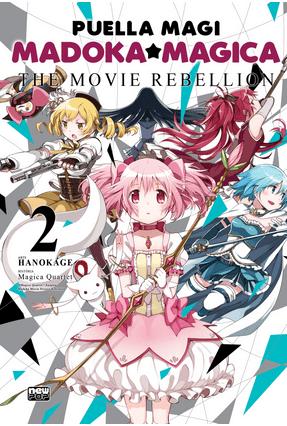 Madoka Magica - The Movie Rebellion - Vol. 2 - Quartet,Magica Hanokage | Hoshan.org