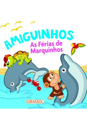 Amiguinhos - As Férias De Marquinhos - Brijbasi Art Press Limited pdf epub