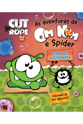 As Aventuras de Om Nom e Spider - Vários pdf epub