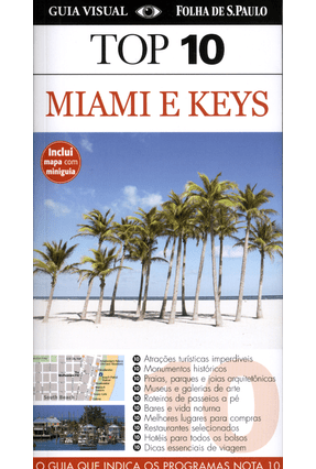 Guia Visual Folha de S. Paulo - Miami e Keys - Publifolha pdf epub